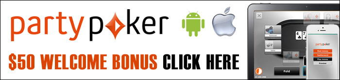 PartyPoker App for iOS and Android - Android Poker Apps