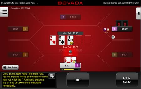 Bovada American Real Money Mobile Poker - Android Poker Apps