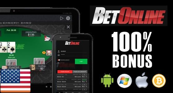 Betonline Mobile Poker App Accepts U S Players Android Poker Apps