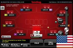 Ignition Poker USA Friendly